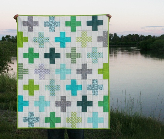 Finished Plus Quilt Cluck Cluck Sew