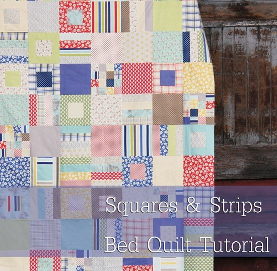 Strips book or squares quilting