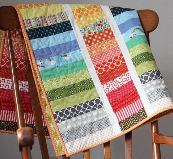Strip and Flip Quilt | Cluck Cluck Sew : quilting meaning - Adamdwight.com
