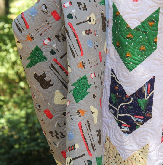 Take a Hike | Cluck Cluck Sew : camping quilt - Adamdwight.com
