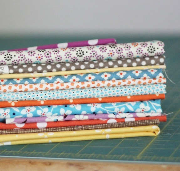 Fall fabric stack, Cluck Cluck Sew_thumb