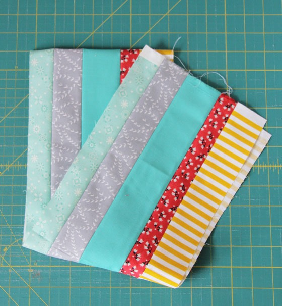 Scrappy Strips Quilt Tutorial | Cluck Cluck Sew : quilting with strips - Adamdwight.com