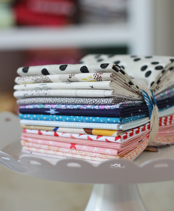 Pretty Fat Quarter Stack