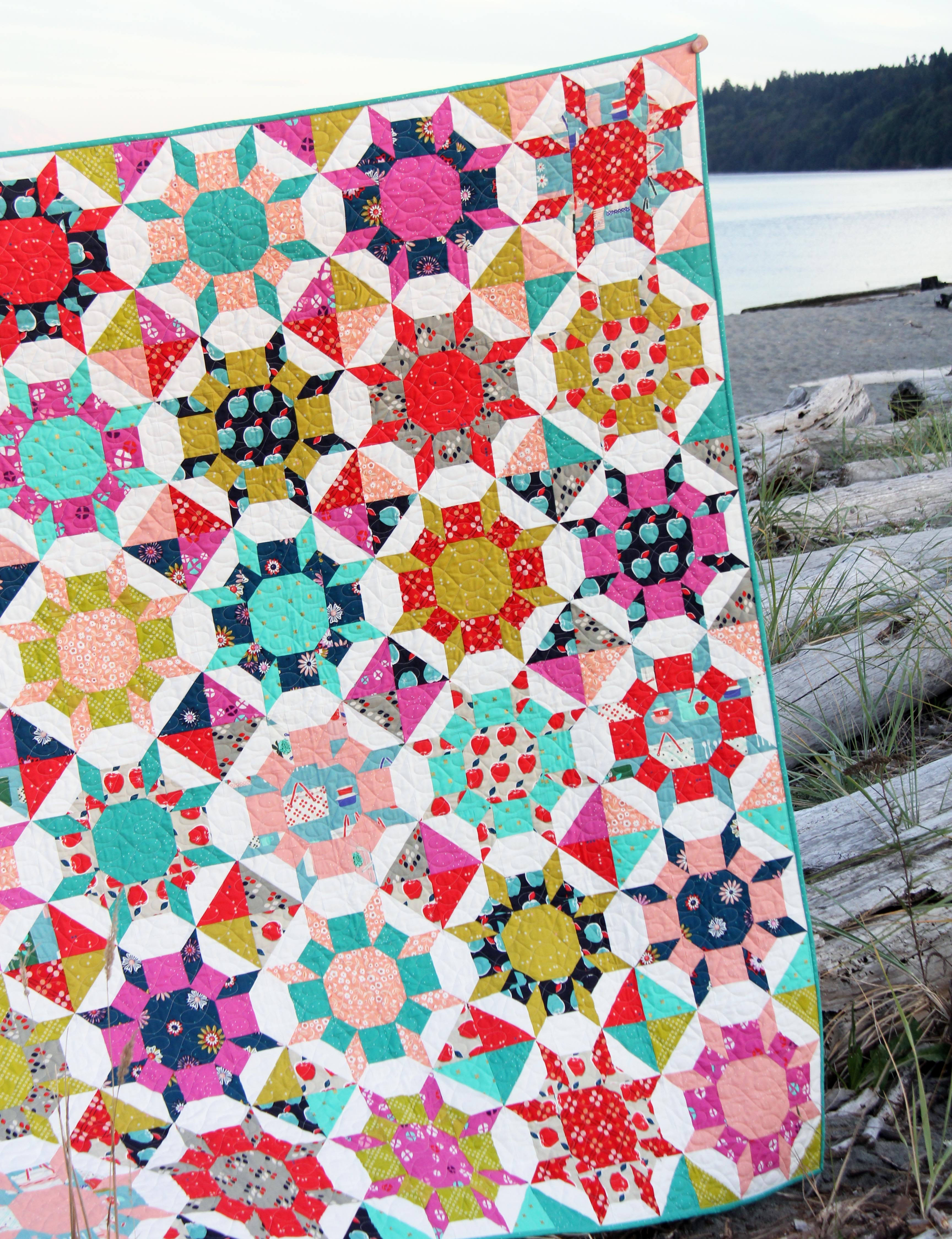 Quilting Thread Patterns : Shimmer Cluck Cluck Sew