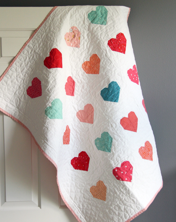 Heart Quilt Tutorial