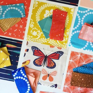 Real butterflies give me the heebee geebees  but fabrichellip