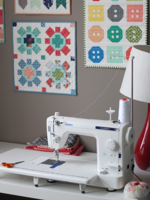 Juki sewing machine review