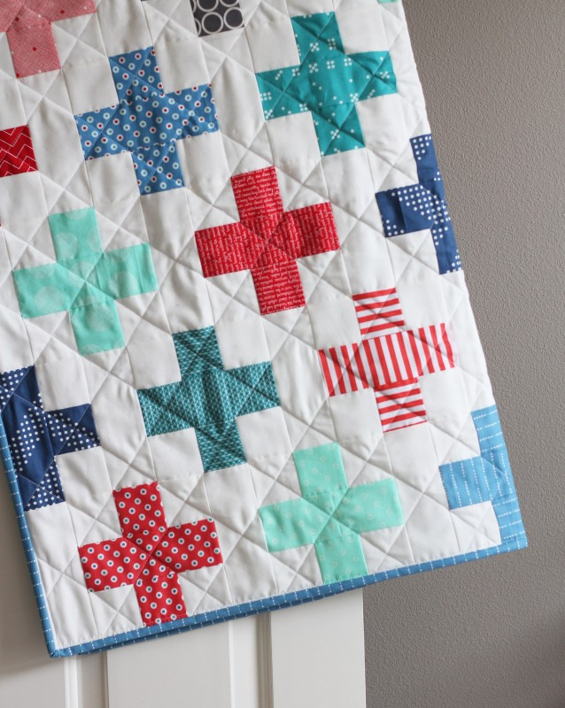 Simple Addition Plus Quilt
