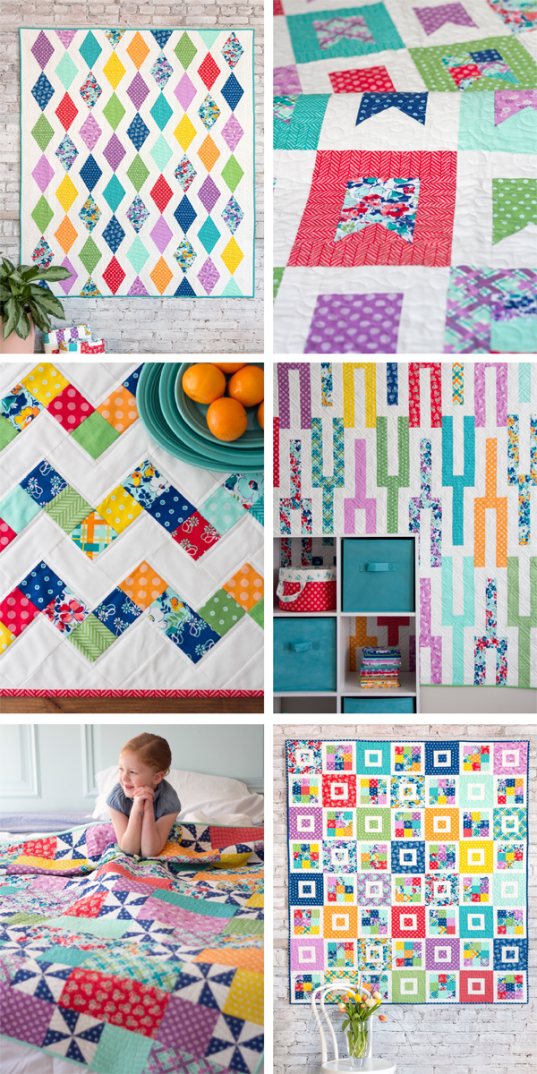 Hello Jane Fabric Projects Cluck Cluck Sew
