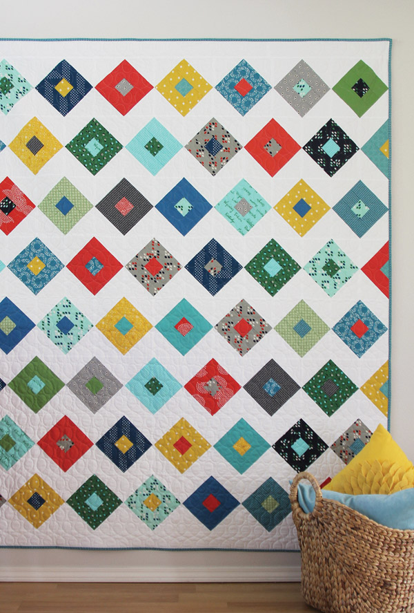 Lucky Quilt and pattern