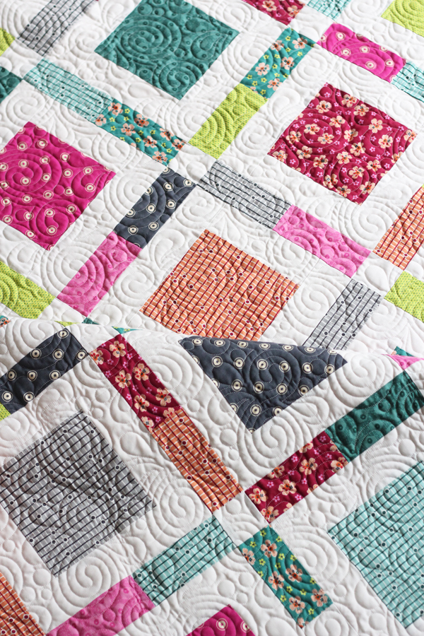Boxed Up Quilt Pattern