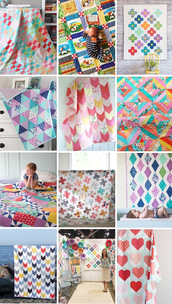 My 2017 Favorite Quilts