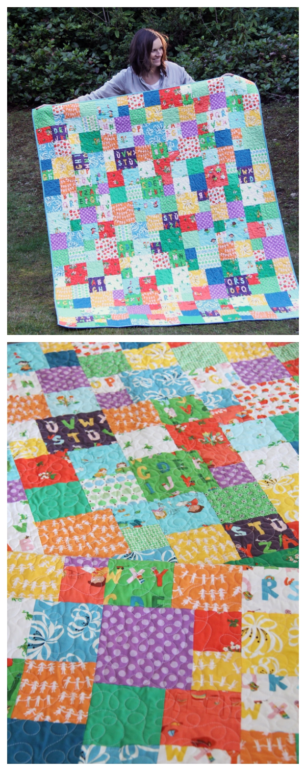 Fat Quarter Friday Quilt Pattern, 2 easy quilts you can make in a weekend