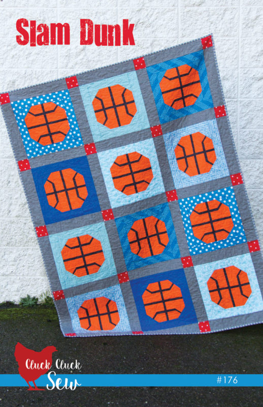 Slam Dunk Quilt Pattern