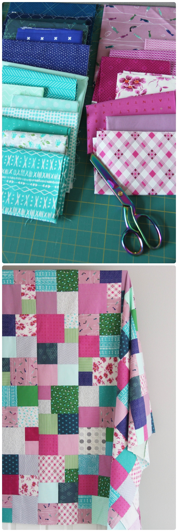 Fat Quarter Friday Pattern
