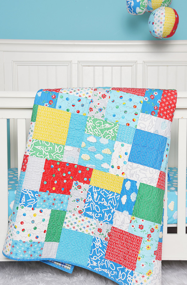 Easy Bake Quilt in Bounce by Windham Fabrics