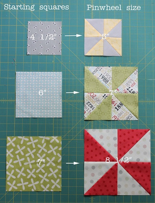 Pinwheel sizes, Cluck Cluck Sew_thumb