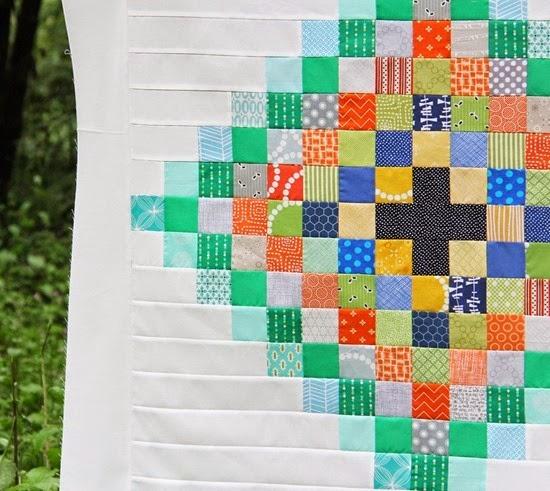 Chippewa Scrap Quilt, Cluck Cluck Sew_thumb