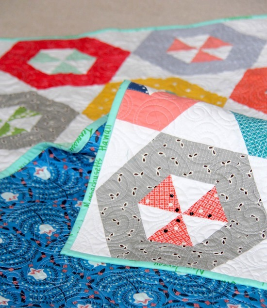 Hoopla Quilt, closeup_thumb