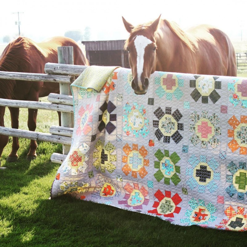 Kathy's Spin Cycle Quilt