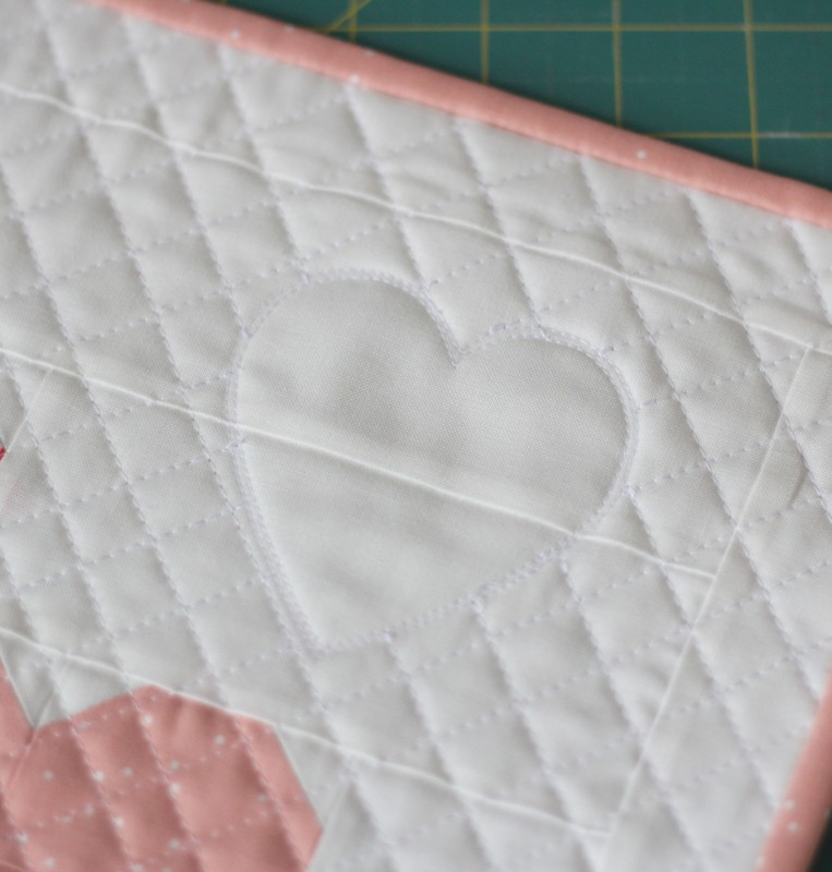 Heart in the Quilting, Cluck Cluck Sew