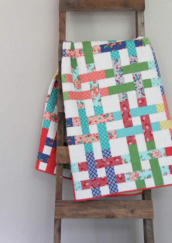 Basket Case Quilt