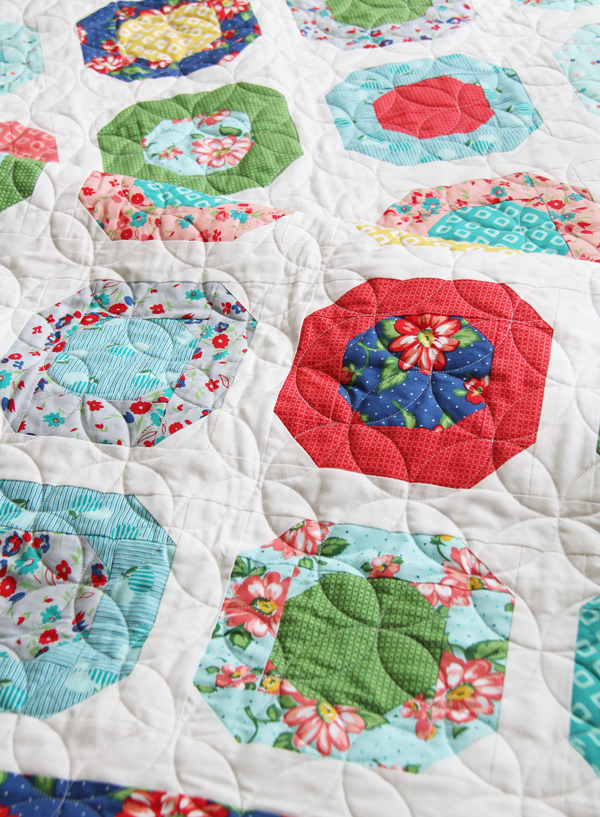 Dottie Quilt in Dixie Fabrics