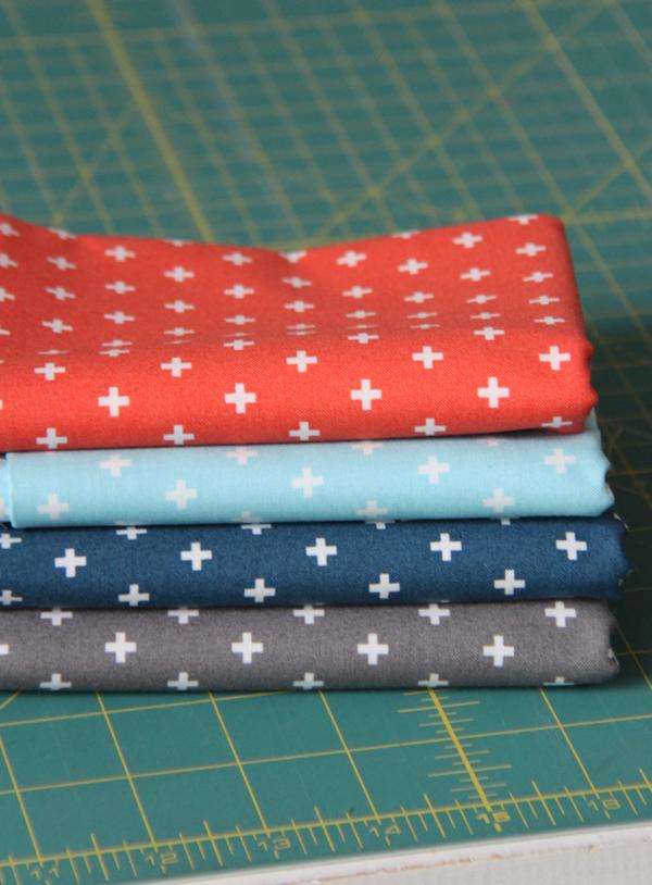 Plus fabrics Dear Stella