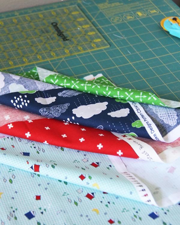 Woven Quilt Pattern