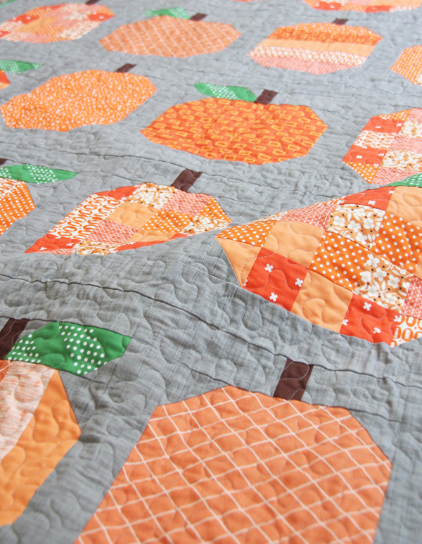 Pumpkin Quilt Pattern