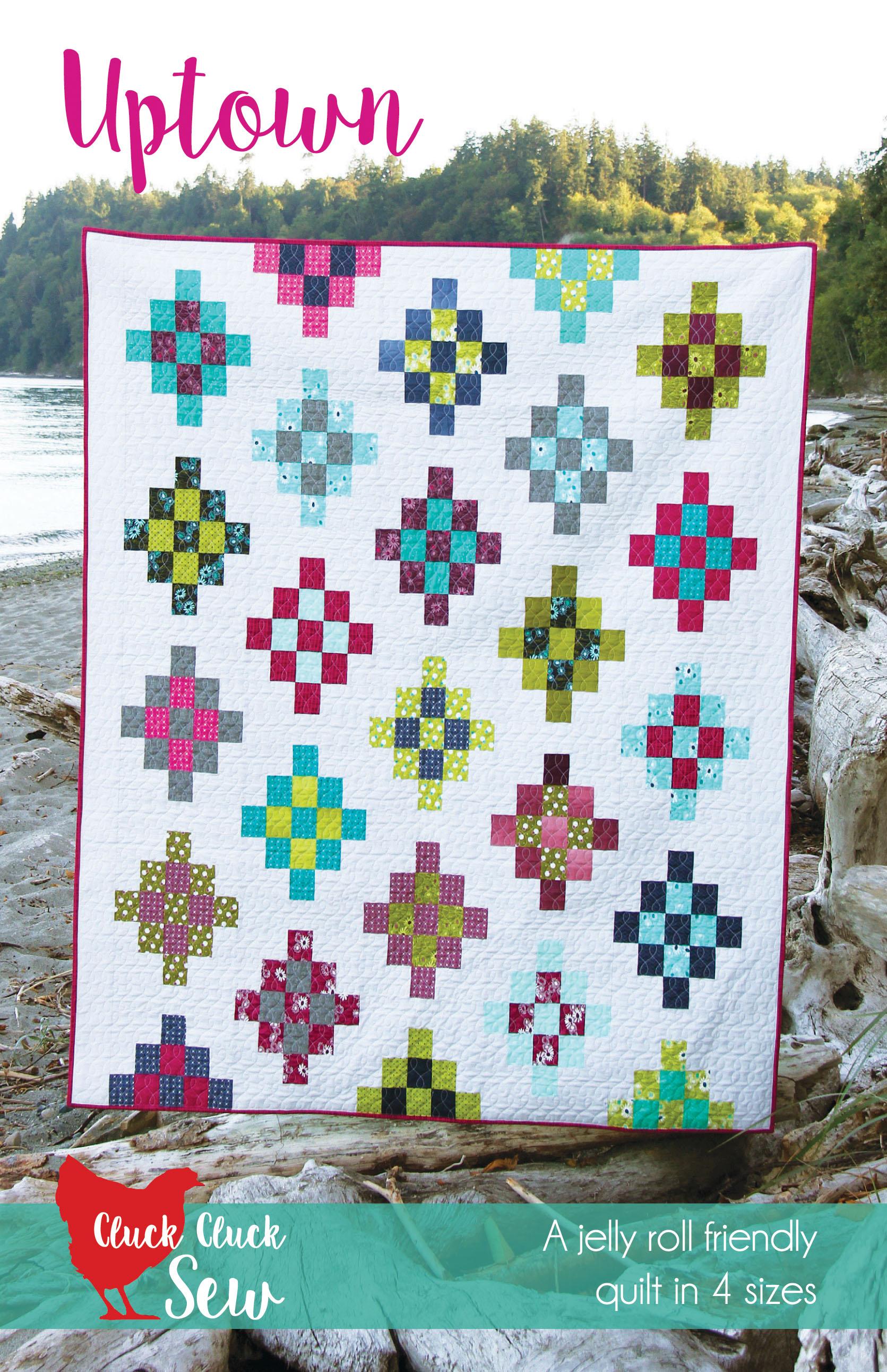Uptown Quilt Pattern