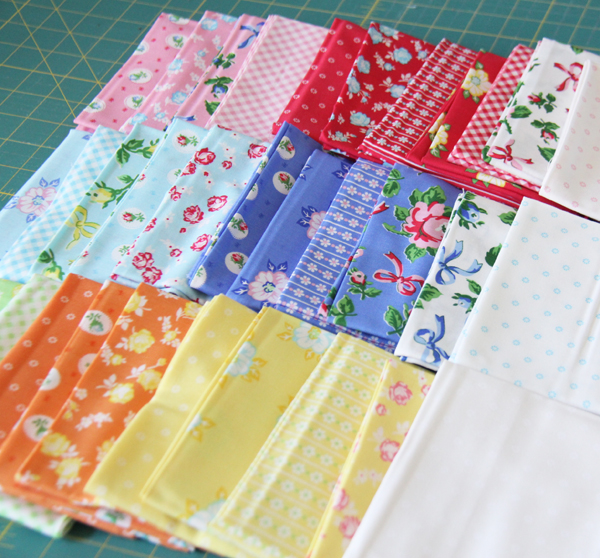 First Blush Fabric