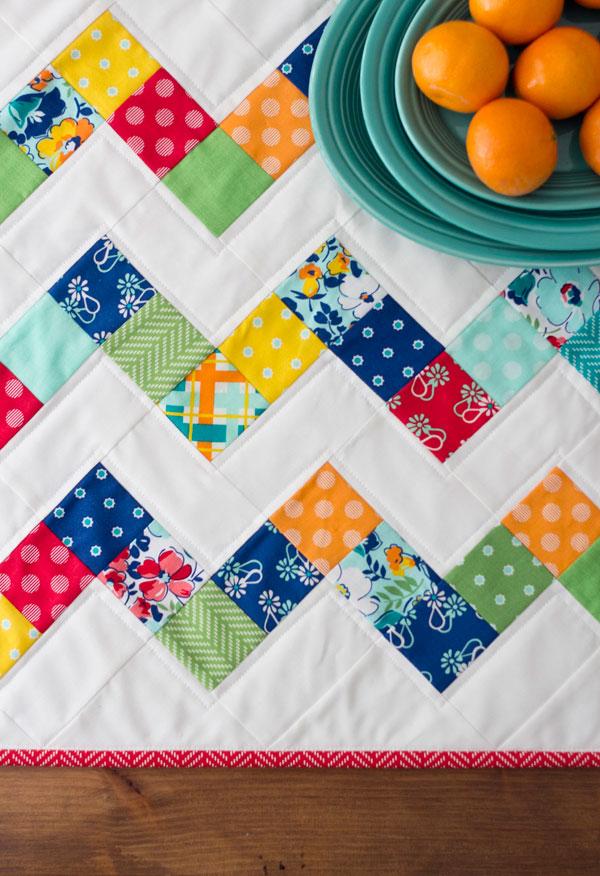 Summer Runners Pattern, Cluck Cluck Sew