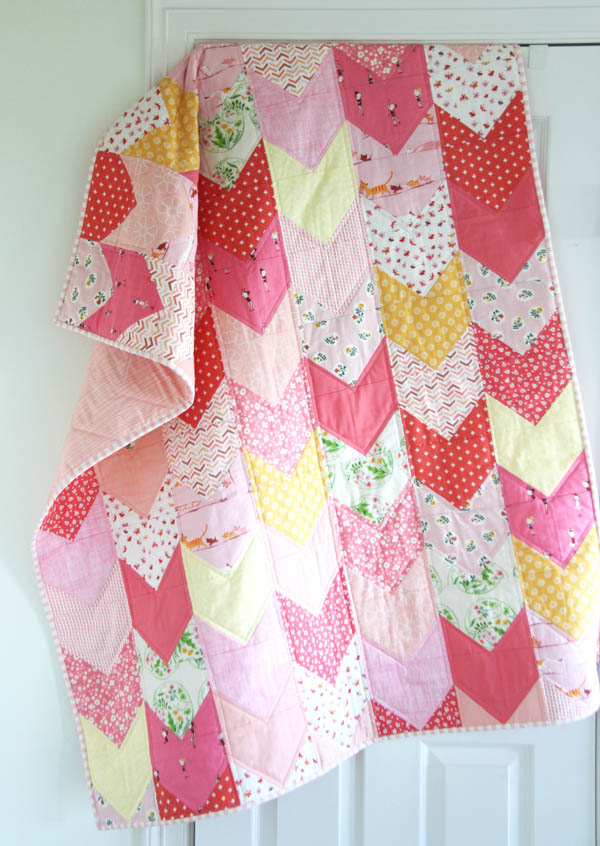 One Way Quilt Pattern, Cluck Cluck Sew