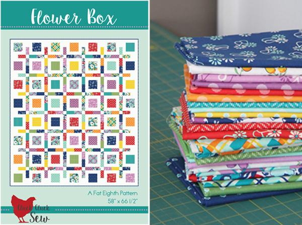 Flower Box Quilt