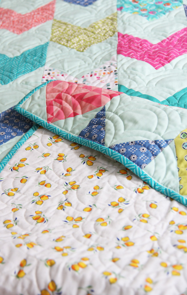 One Way Quilt Pattern