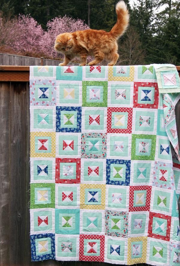 Dixie Quilt Pattern