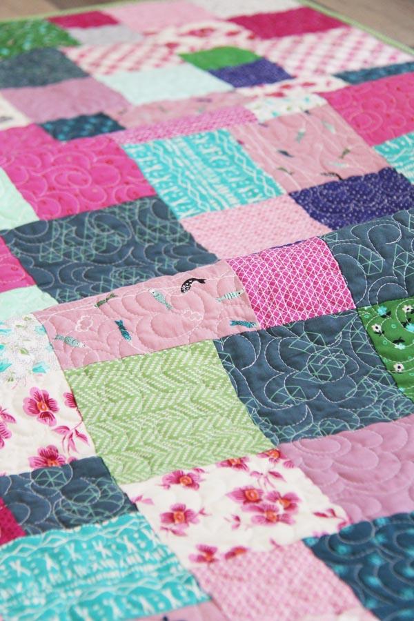 Fat Quarter Friday Quilt Pattern