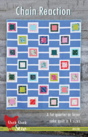 Chain Reaction Quilt Pattern