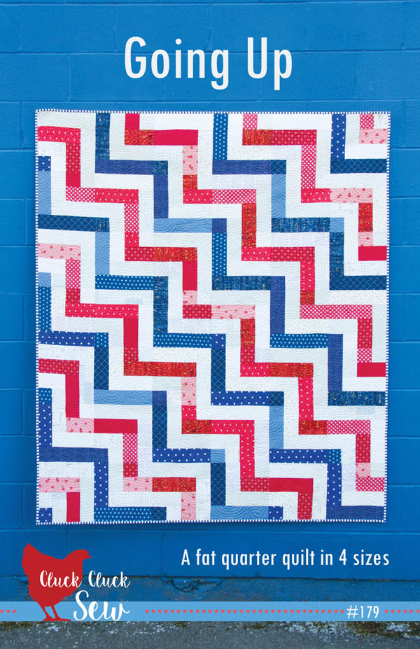 Going Up Quilt Pattern