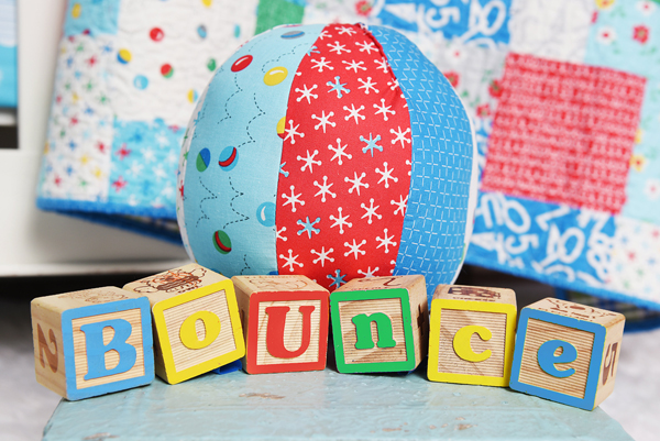 Bounce, by Cluck Cluck Sew for Windham fabrics