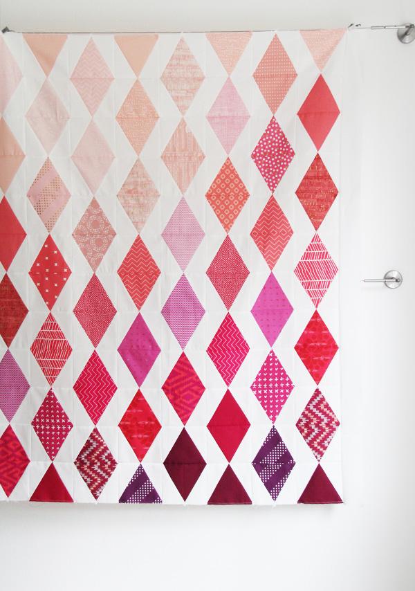 Cascade Quilt Pattern download