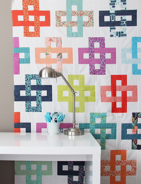 Simplify Quilt Pattern