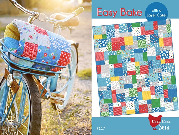 Easy Bake Layer Cake pattern in Bounce