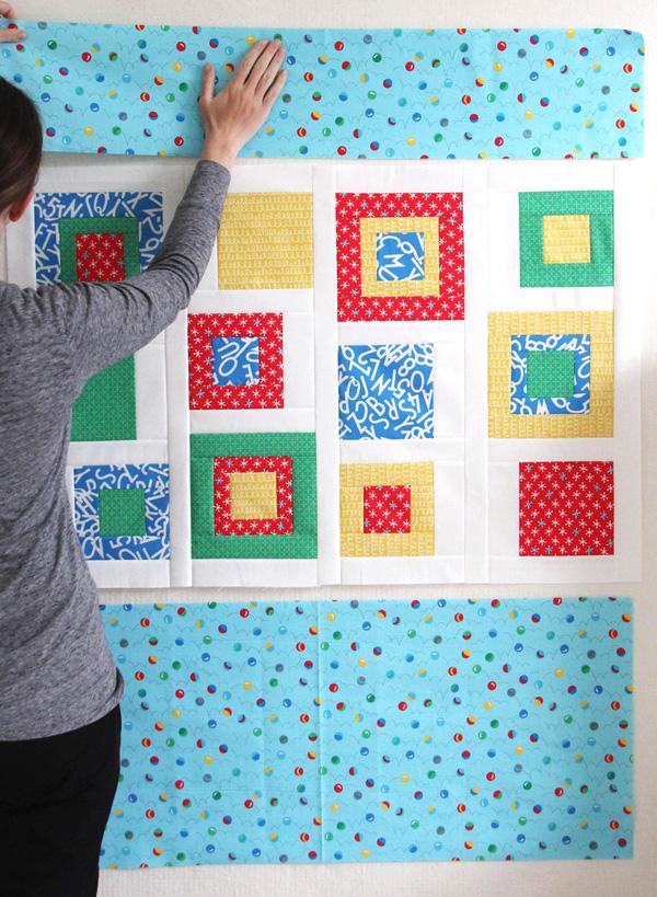 Hop Skip Quilt Pattern