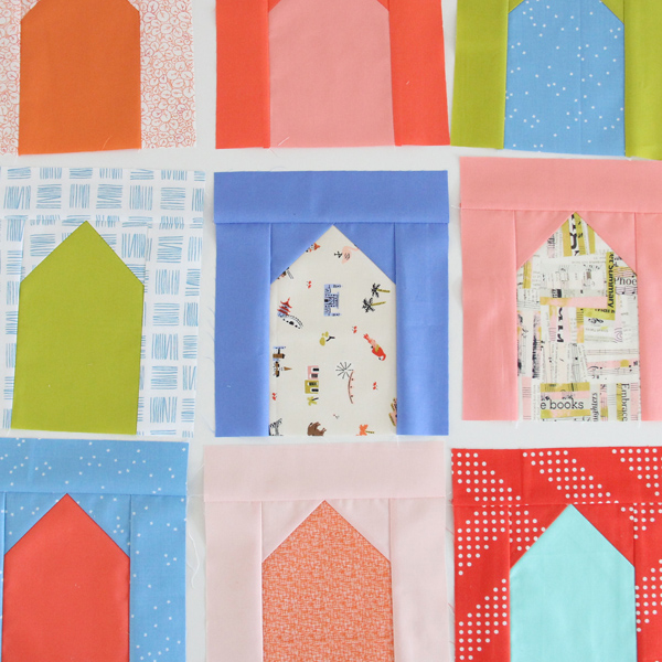 Stay Home, Free quilt pattern