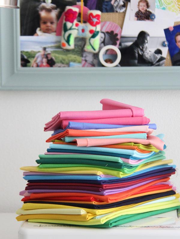 Ruby and Bee Solid fabrics, windham fabrics