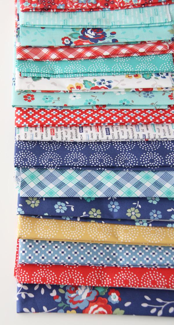Backyard Blooms, Windham Fabrics