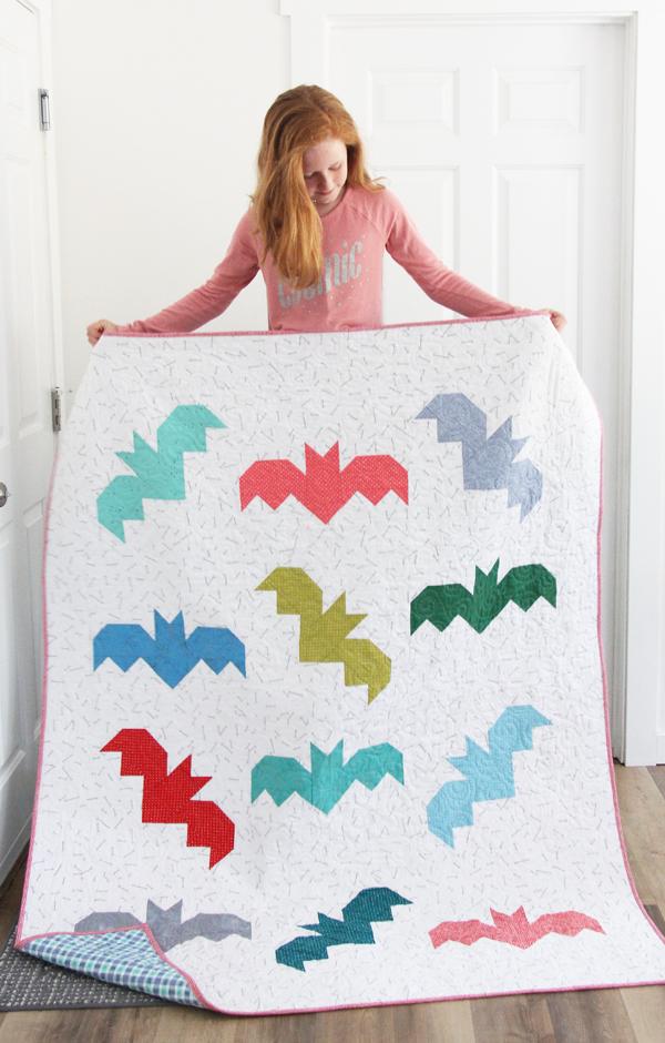 Bat Quilt