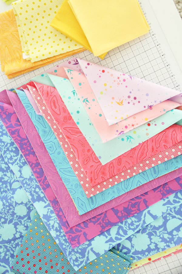 Wish Quilt Pattern, Cluck Cluck Sew